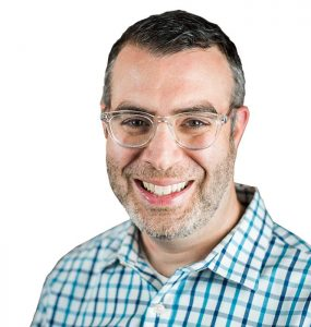 Joe Samra, A Partner at Ally Marketing