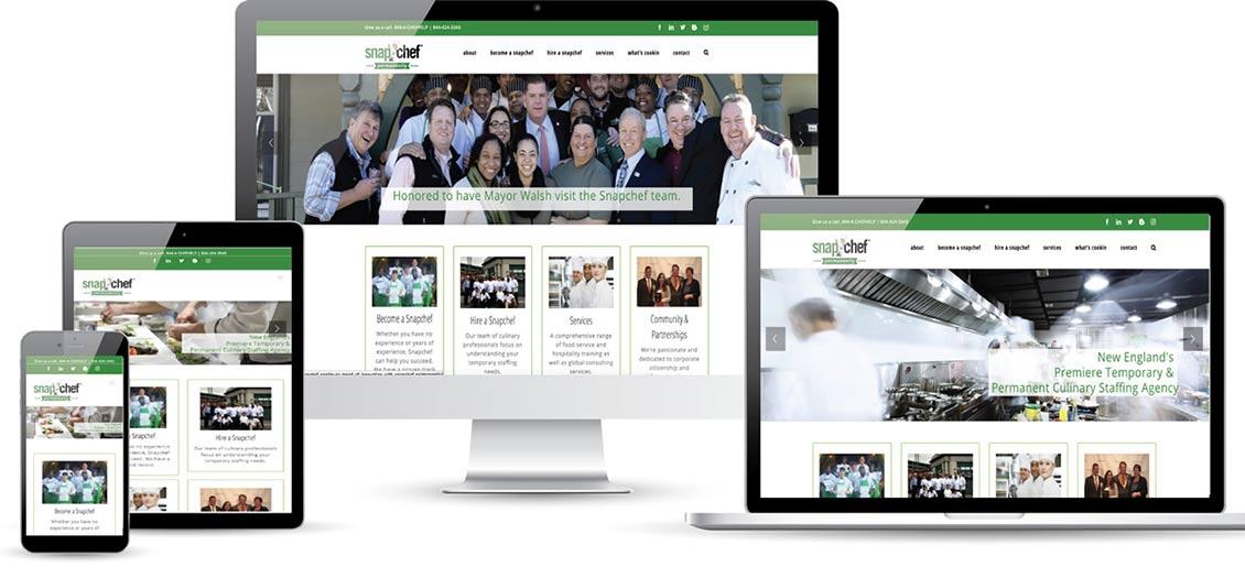 Website Design For Lead Gen E Commerce Ally Marketing,Blue Scandinavian Bedroom Design